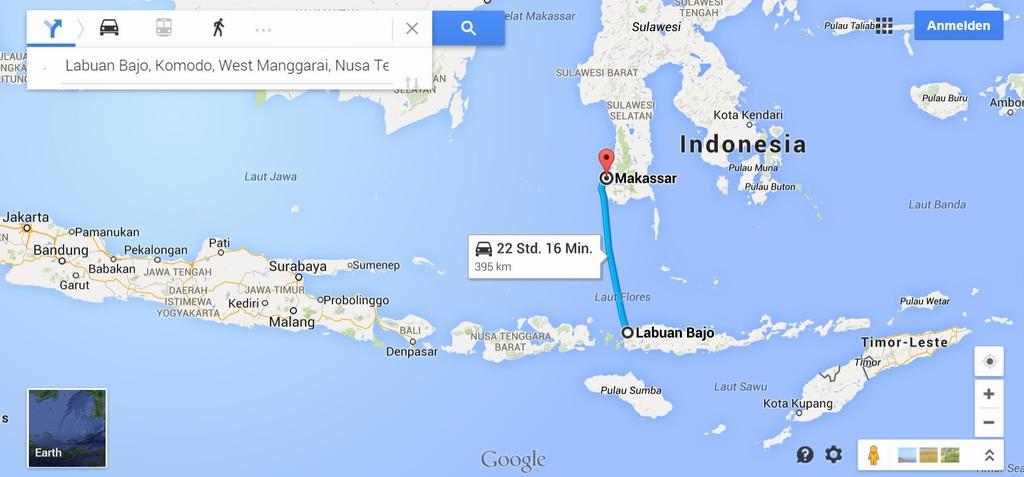 Labuan Bajo-Makassar
