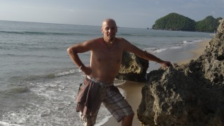 Philippinen0618-Negros-Sipalay-Sugar Beach