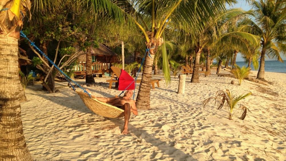 Philippinen0682-Palwan-Coco Loco Island