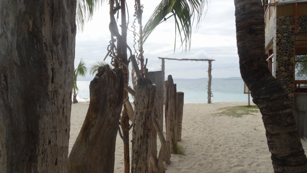 Philippinen0728-Palwan-Coco Loco Island